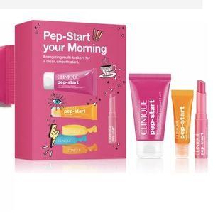 Clinique Pep start kit